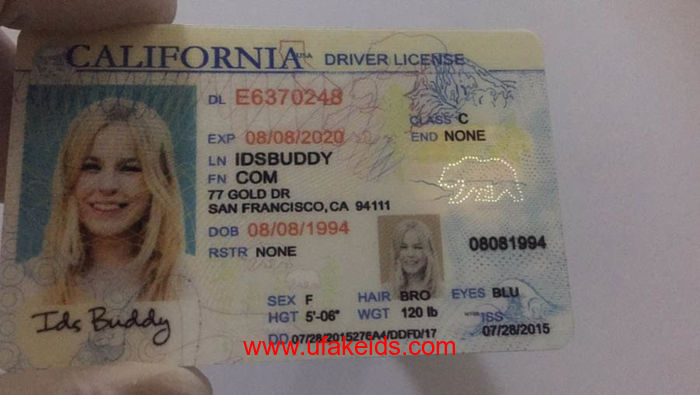 Buy California Fake ID – Buy Best Fake IDs | Make a Fake ID
