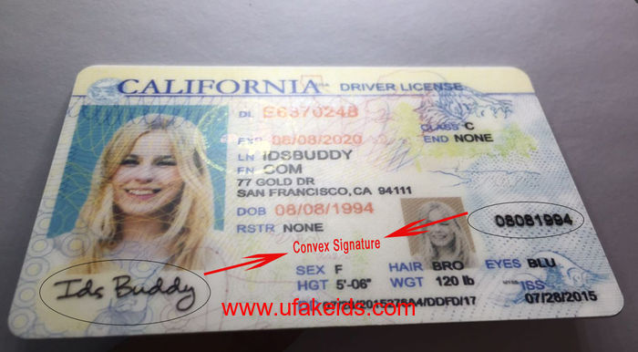 California ids
