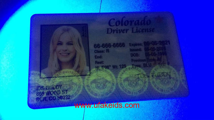 Colorado ids