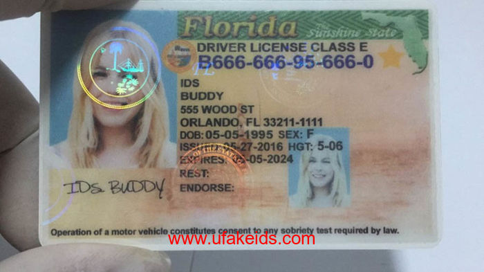 Florida Fake ids