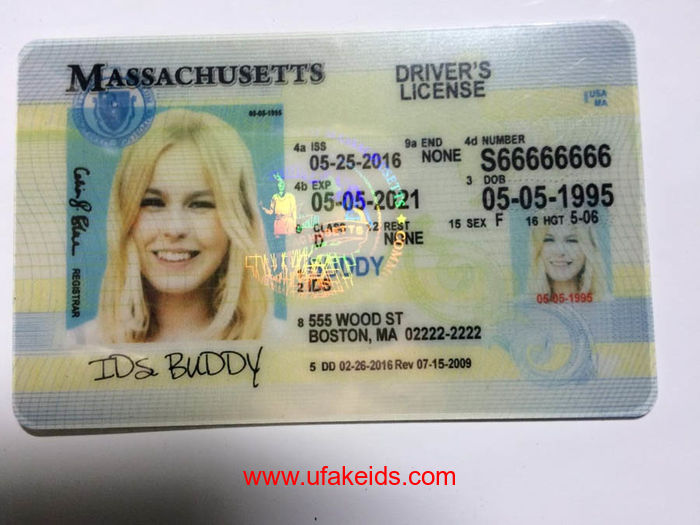Massachusetts Fake ids