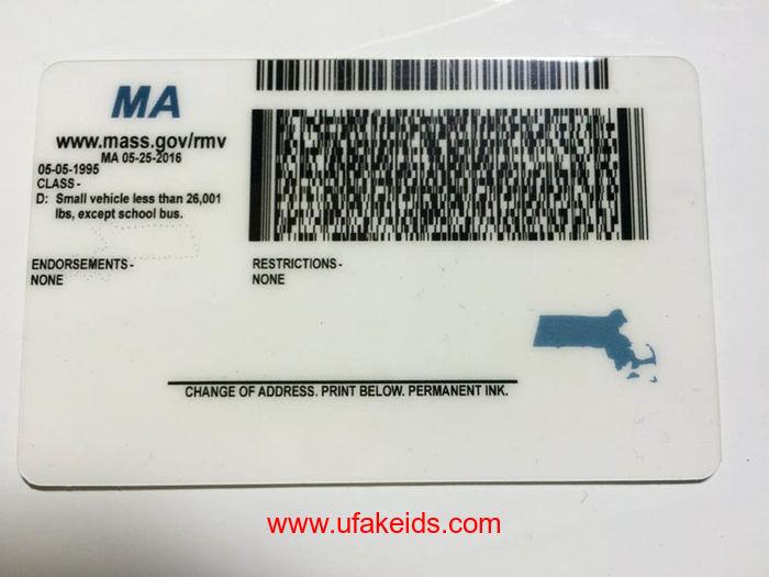 Massachusetts ids