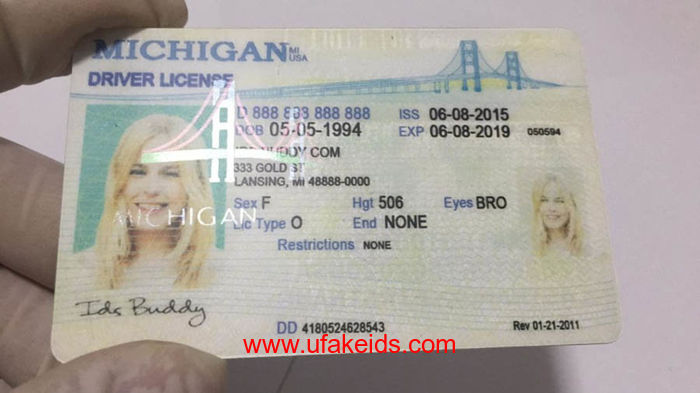 Michigan Fake ids