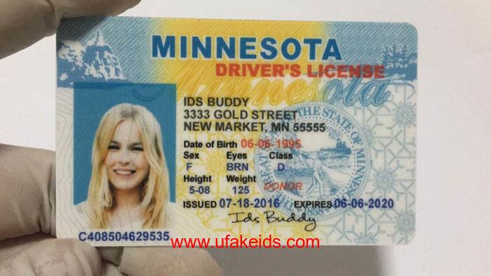 Minnesota Fake ids