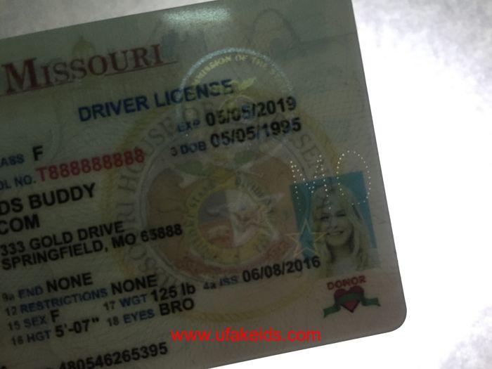 Missouri ids