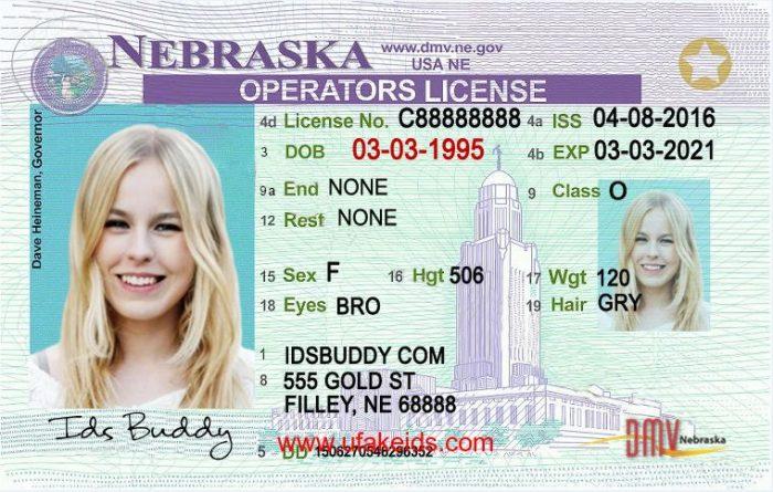 A Fake Nebraska Id Ids Maker Best – Online Make Buy