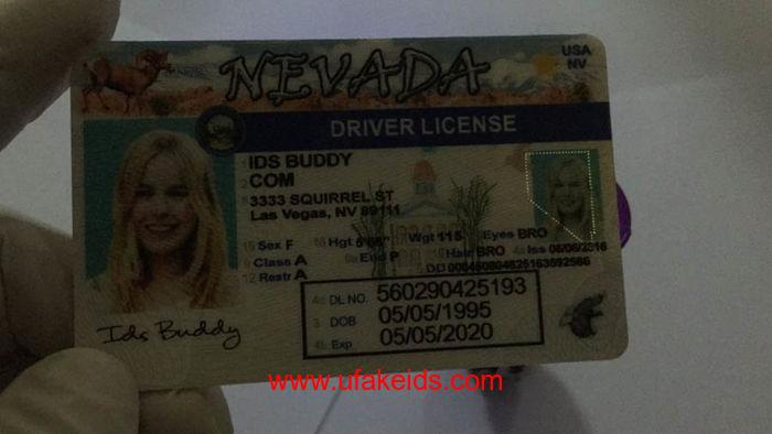 Nevada ids