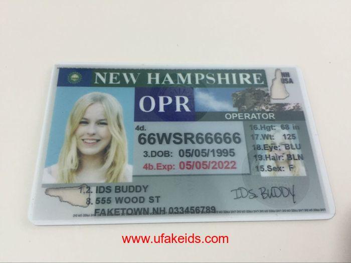 New Hampshire ids