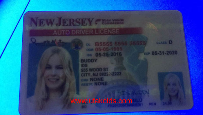 New Jersey ids