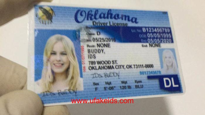 Oklahoma Fake ids