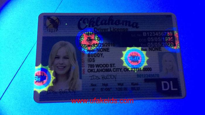 Oklahoma ids