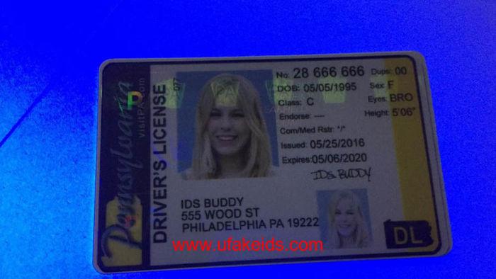 Buy Pennsylvania Fake ID – Buy Best Fake IDs | Make a Fake