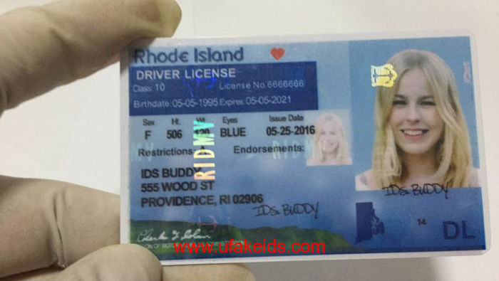Fake Buy Maker Ids – A Rhode Id Online Make Island Best