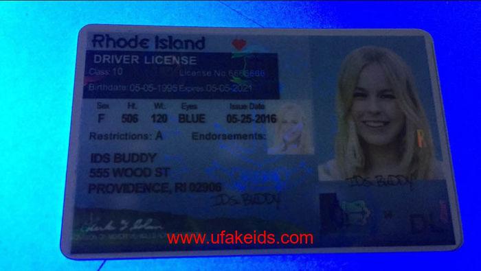 Rhode Island ids