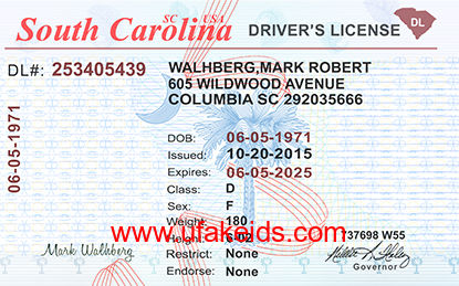 Template – Carolina South Online A Make Ids Fake Maker Best Buy Id
