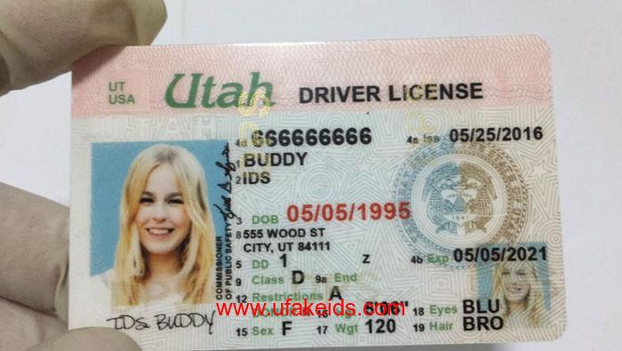 Utah Fake ids
