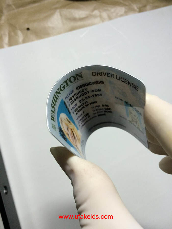Washington ids