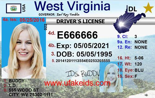 Make Fake Best West Online Virginia Id A Maker – Buy Ids