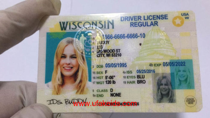Wisconsin Fake ids