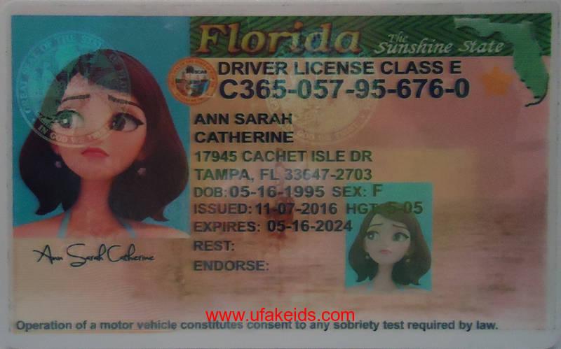 florida fake id