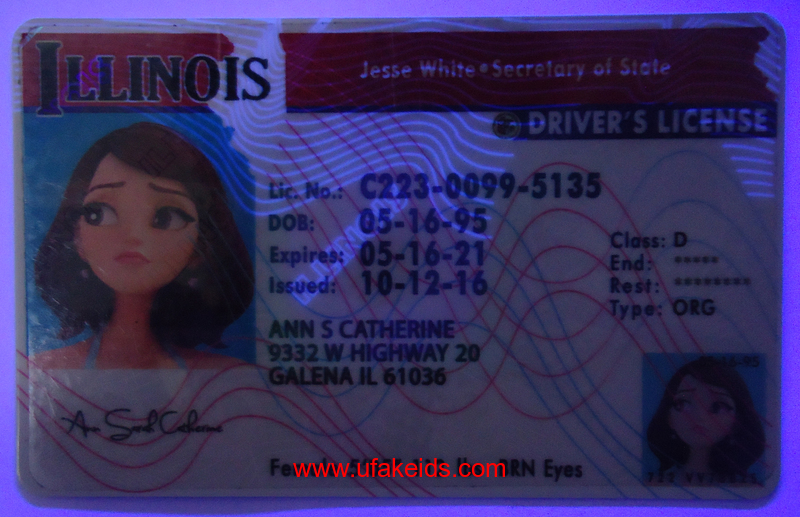 illinois fake ids