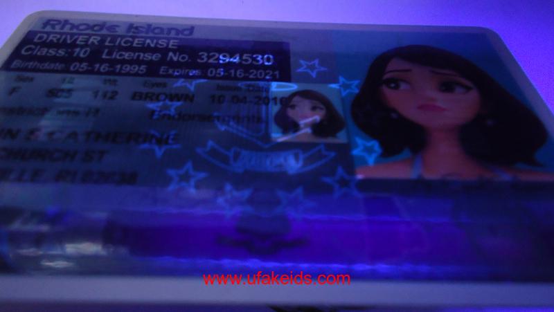 rhode island fake ids